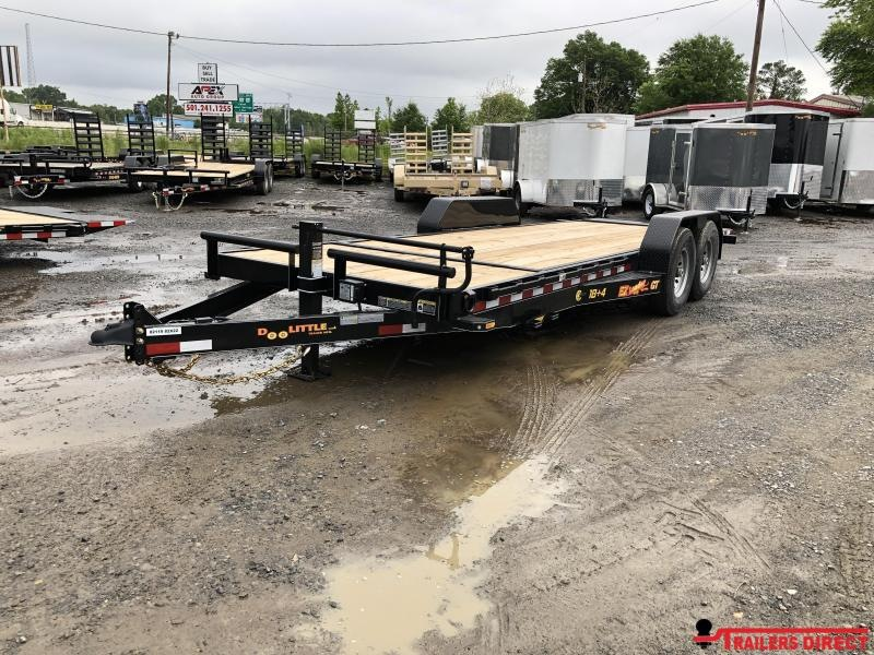 2019 DooLitttle Trailers Doolittle GT EZ Loader 82x22 (184) 14K GVWR Equipment Trailer
