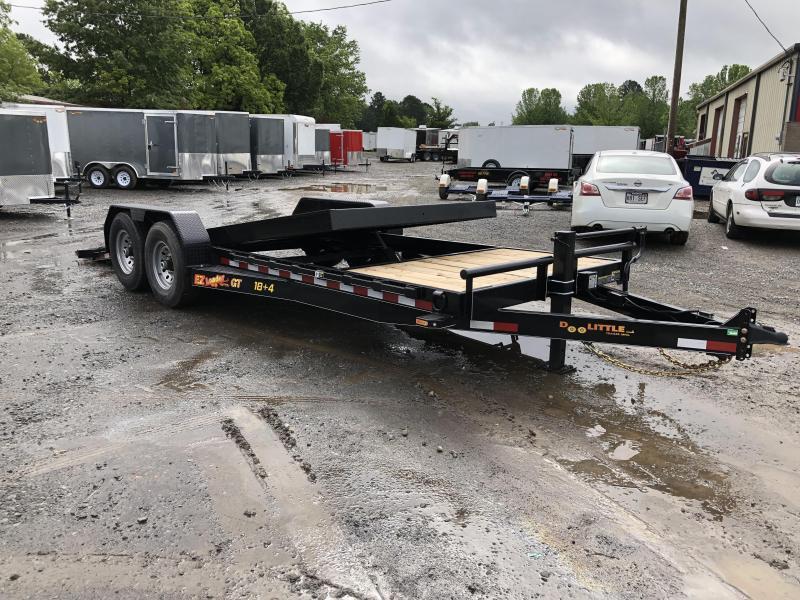 2019 DooLitttle Trailers Doolittle GT EZ Loader 82x22 (184) 14K GVWR Equipment Trailer