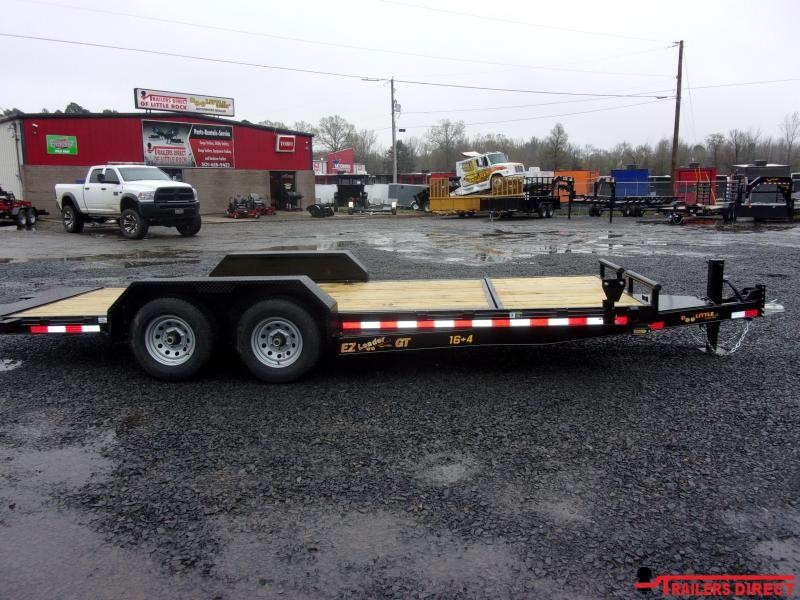 2020 Doolittle Trailer Mfg EZ Loader GT 10K Equipment Trailer