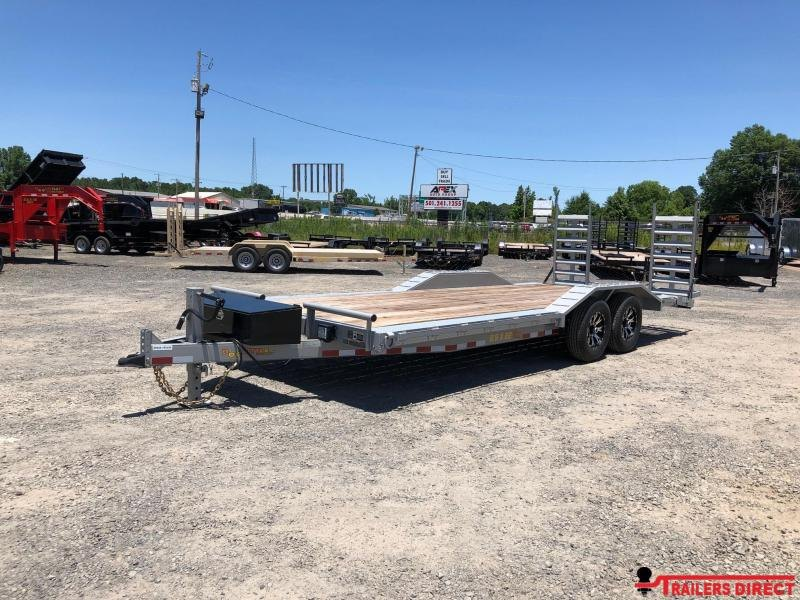 2018 Doolittle Trailer Mfg 102x22 Xtreme 14K GVWR Equipment Trailer