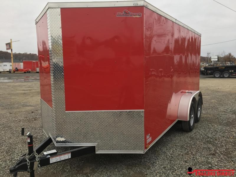 2020 Doolittle Trailer Mfg Cargomaster 7' Wide Tandem Axle 7K Enclosed Cargo Trailer