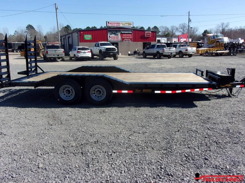 2020 Doolittle Trailer Mfg Xtreme 1022' Wide 14K Equipment Trailer