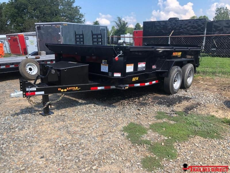 2020 Doolittle Trailer Mfg Masterdump 82x14 16K Dump Trailer
