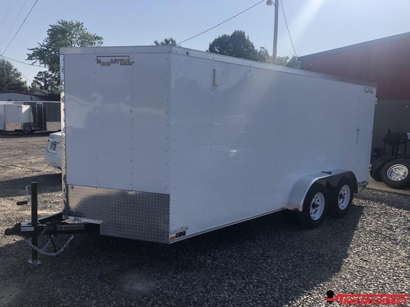 2020 Doolittle Trailer Mfg DOOLITTLE RALLY SPORT CARGO 7X16 Enclosed Cargo Trailer