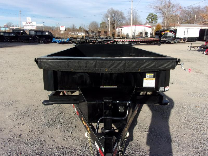 "2020 Doolittle Trailer Mfg Masterdump 8200 Series 82"" x 12 Tandem Axle 14K Dump Trailer"