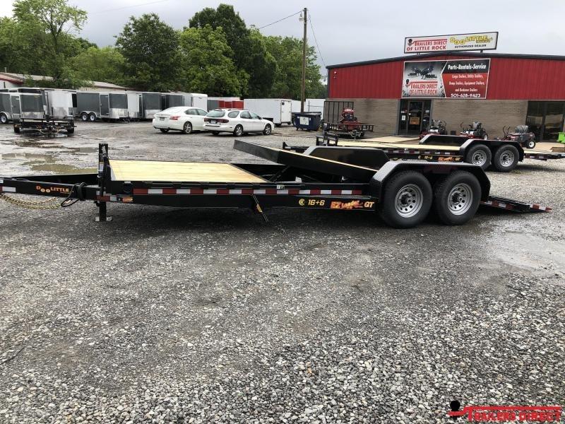 2019 DooLitttle Trailers Doolittle EZ loader 82x22 (166) 14K GVWR Equipment Trailer