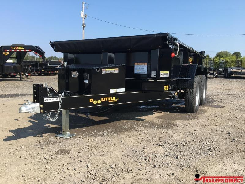 2020 Doolittle Trailer Mfg MASTERDUMP Dump Trailer