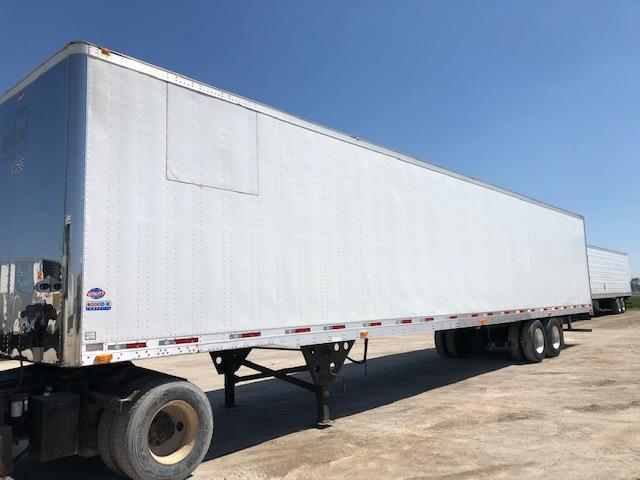 2014 Utility Trailer Manufacturing Company Van DX Dry Van