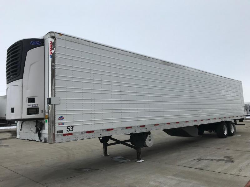 2013 Utility Trailer Manufacturing Company Reefer Reefer