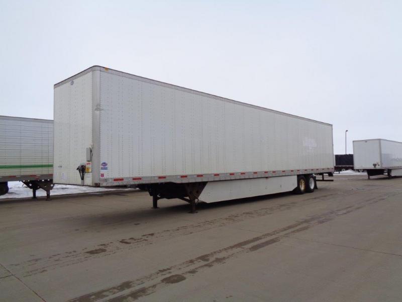 2015 Utility Trailer Manufacturing Company Van DX Dry Van