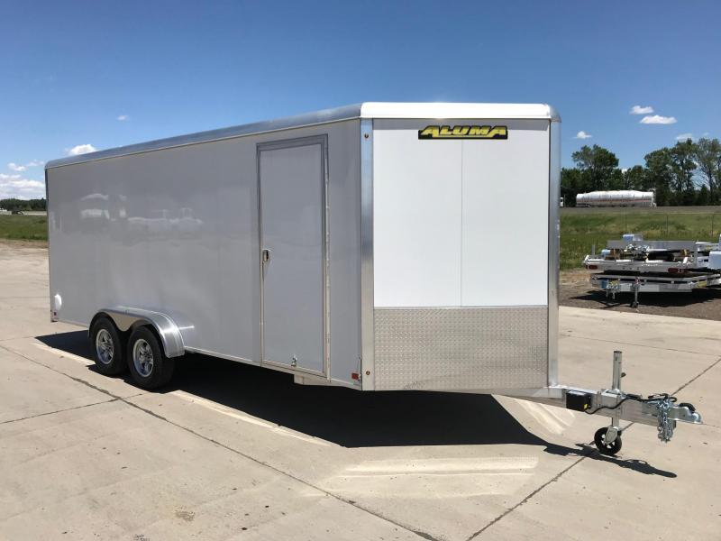 2020 Aluma AE718TAR Cargo / Enclosed Trailer