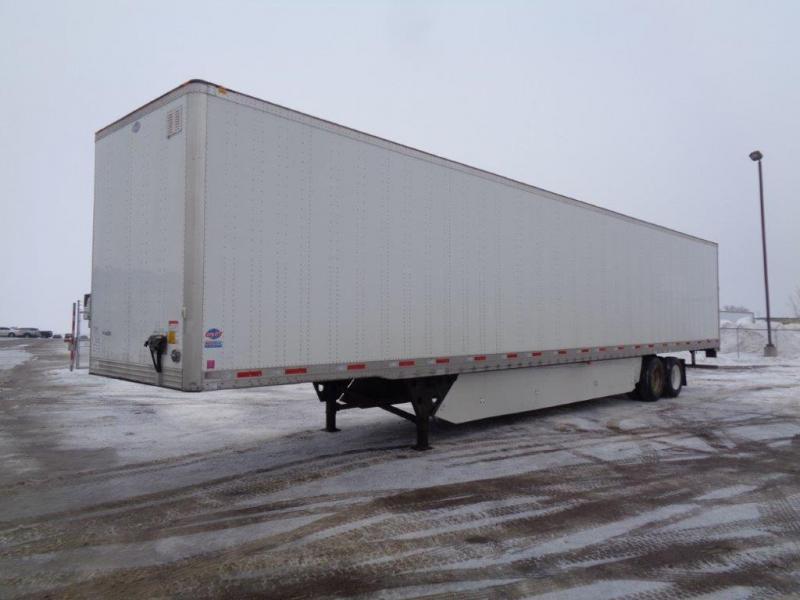2016 Utility Trailer Manufacturing Company Van DX Dry Van