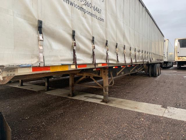 2005 Utility Trailer Manufacturing Company Curt/Tautliner Curtainside