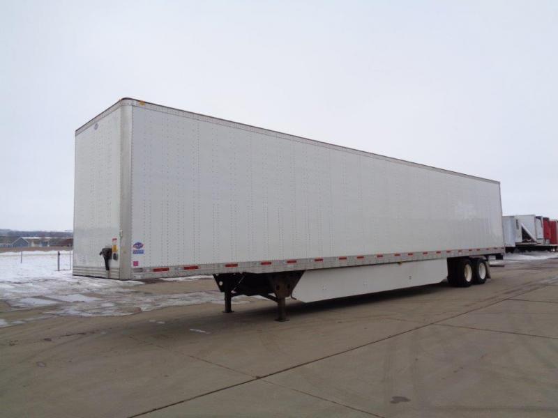 2017 Utility Trailer Manufacturing Company Van DX Dry Van