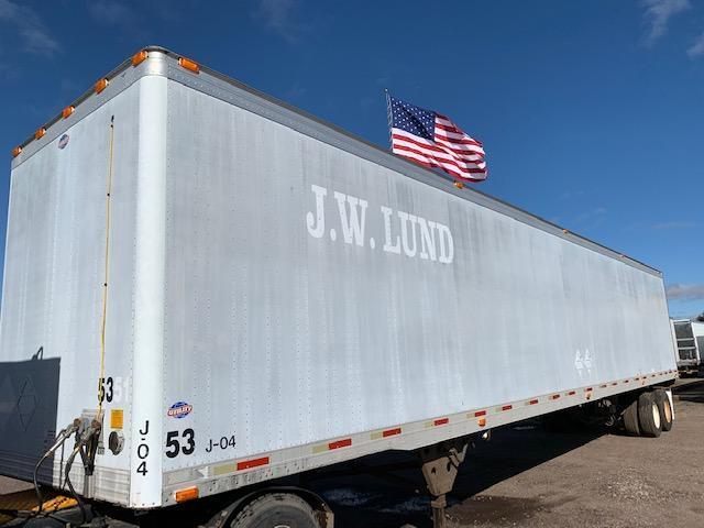 2003 Utility Trailer Manufacturing Company Van Dry Van