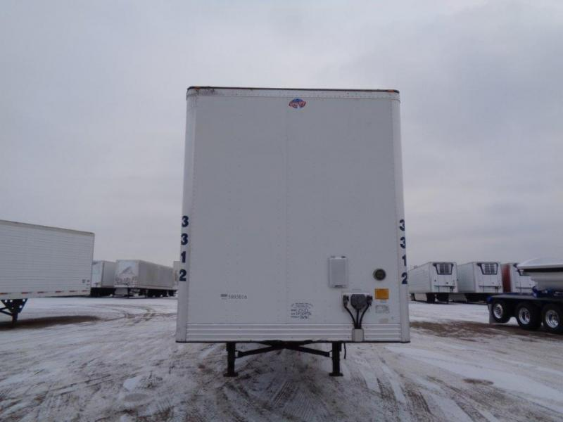 2013 Utility Trailer Manufacturing Company Van DX Dry Van