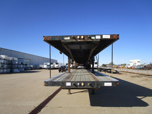 2014 Fontaine Flatbed Flat Bed
