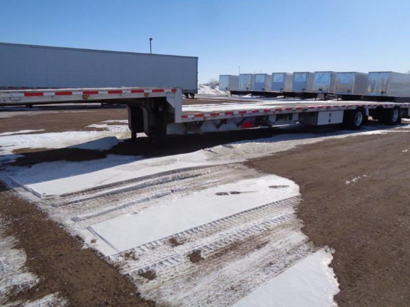 2015 Reitnouer Trailers DROPDECK Flat Bed