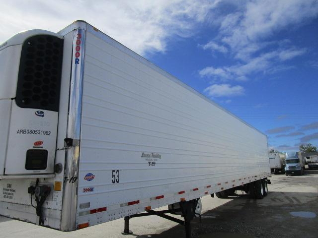 2008 Utility Trailer Manufacturing Company Reefer Reefer