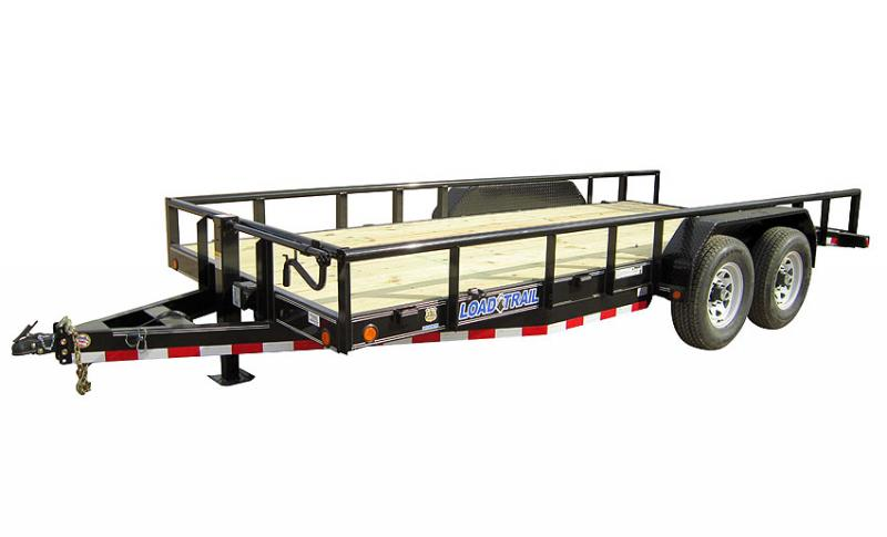2019 LOAD TRAIL 20X83 PIPE TOP 14K