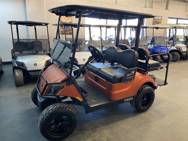 2020 Yamaha Drive 2 EFI PTV Golf Cart