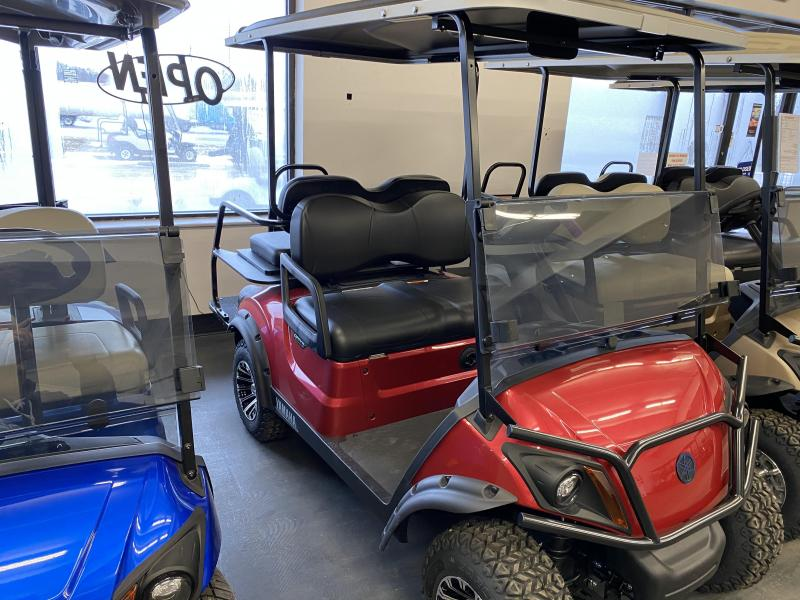 2020 Yamaha Adventurer Sport 2 + 2 AC Golf Cart
