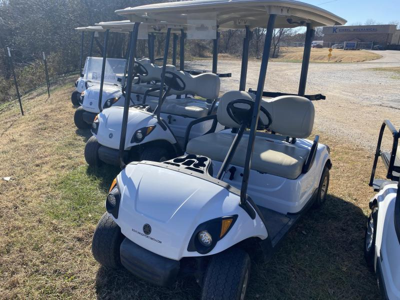2015 Yamaha Drive Gas EFI Golf Cart