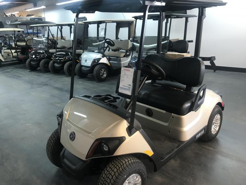 2019 Yamaha Drive 2 A/C Electric Golf Cart