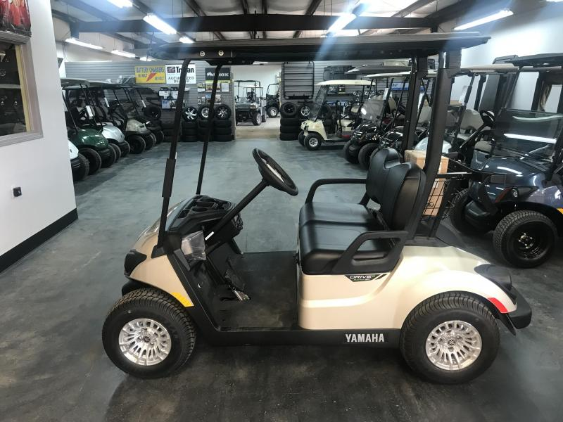 2019 Yamaha Drive 2 A/C Electric Golf Cart
