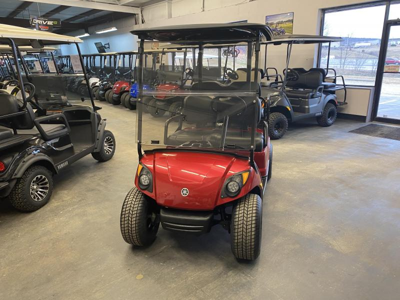 2016 Yamaha Drive Electric A/C Golf Cart