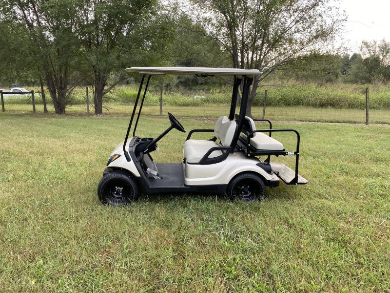 2016 Yamaha AC Drive Electric Golf Cart