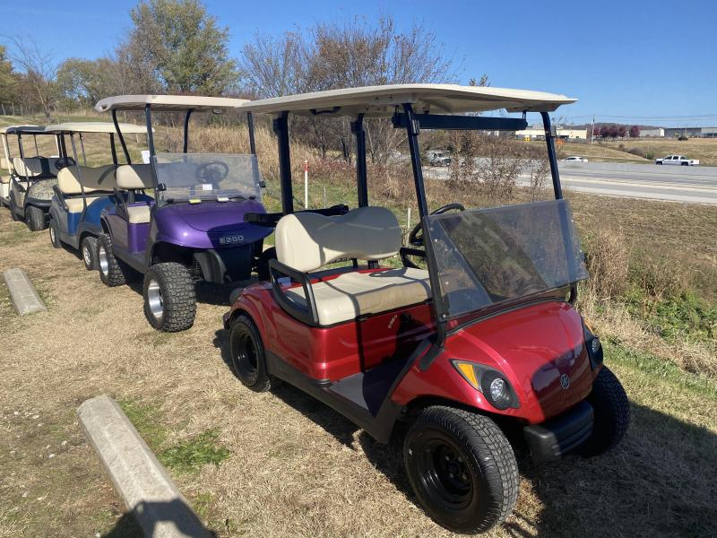 2014 Yamaha Drive Gas Golf Cart