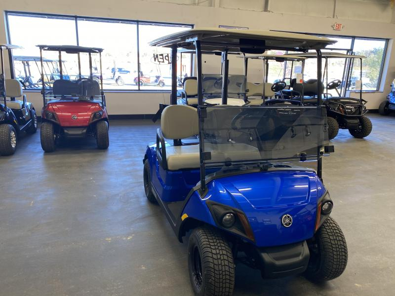 2020 Yamaha The Drive2 - PTV (AC) Golf Cart