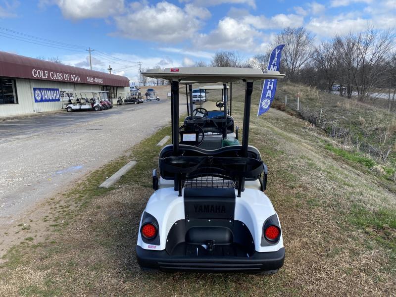2014 Yamaha Drive EFI Gas Golf Cart