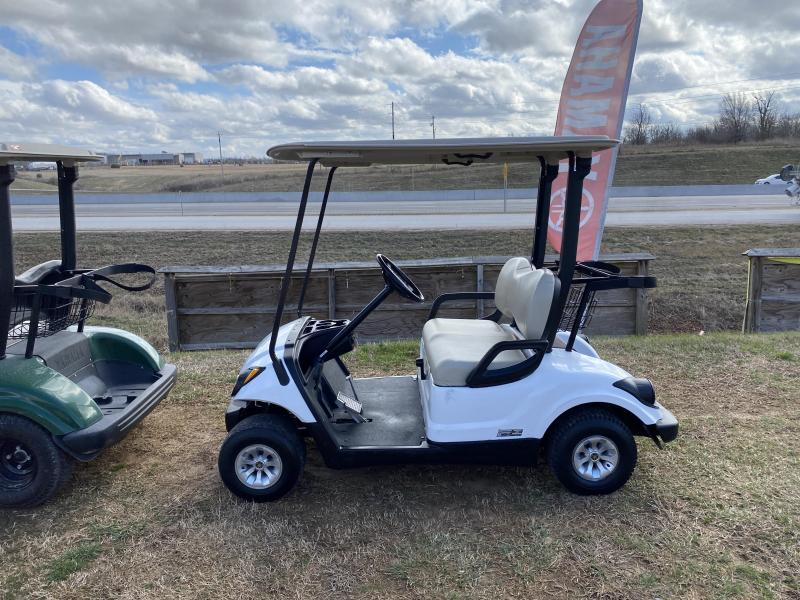 2014 Yamaha Drive EFI Gas Golf Cart