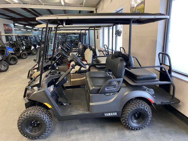 2020 Yamaha Adventurer Sport 2 + 2 AC Golf Cart