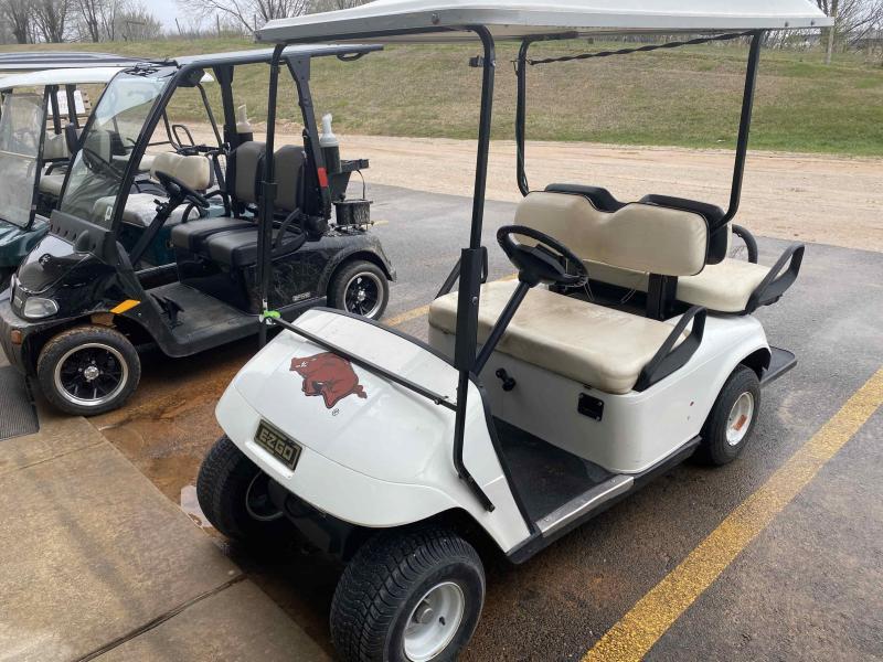 2002 E-Z-GO TXT Electric Golf Cart