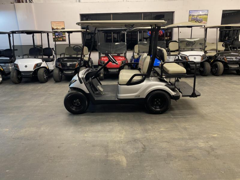 2016 Yamaha Drive A/C Electric Golf Cart
