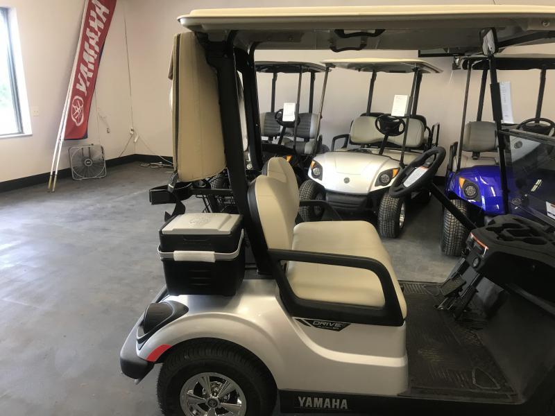 2019 Yamaha Drive2 Gas EFI Golf Cart