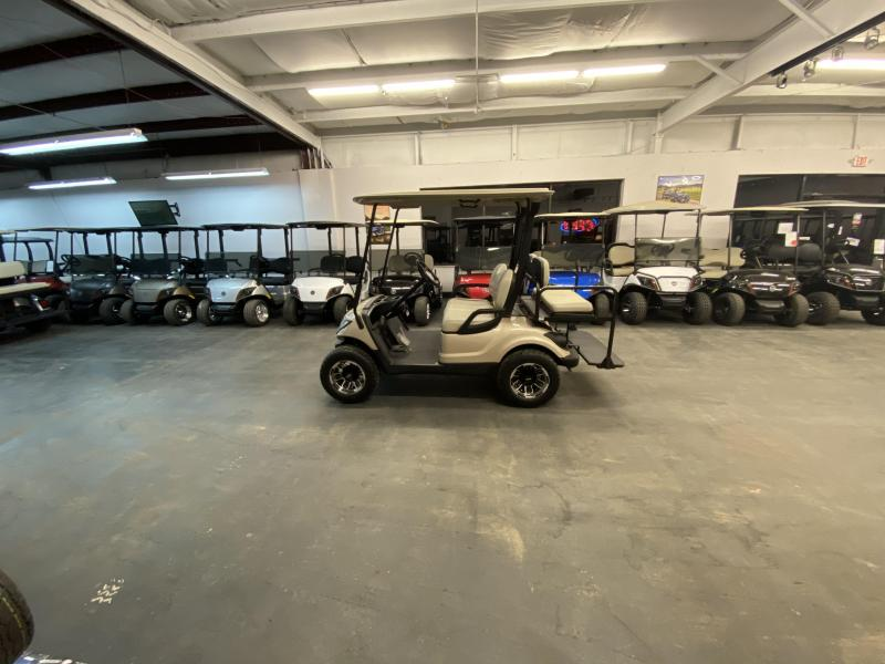 2016 Yamaha Drive AC Electric PTV Golf Cart