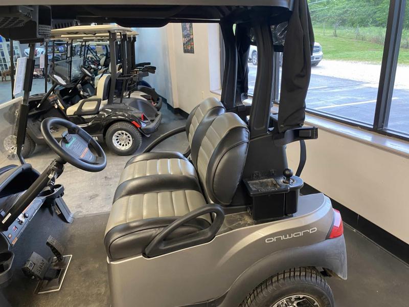 2019 Club Car Onward Electric 2 Passenger Golf Cart