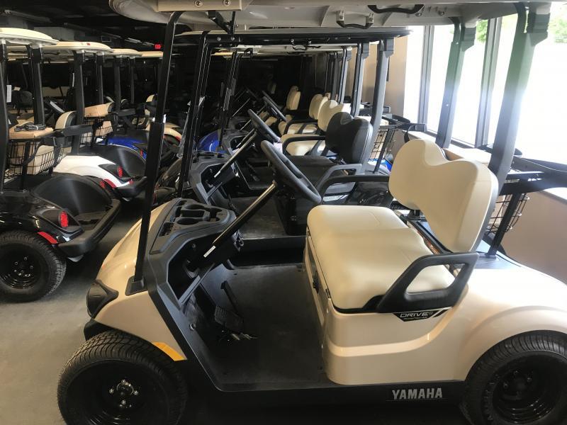 2019 Yamaha The Drive2 - PTV (AC) Golf Cart