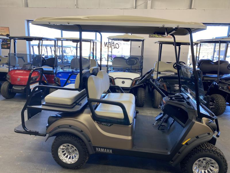 2020 Yamaha Adventurer Sport 2 + 2 Gas EFI Golf Cart