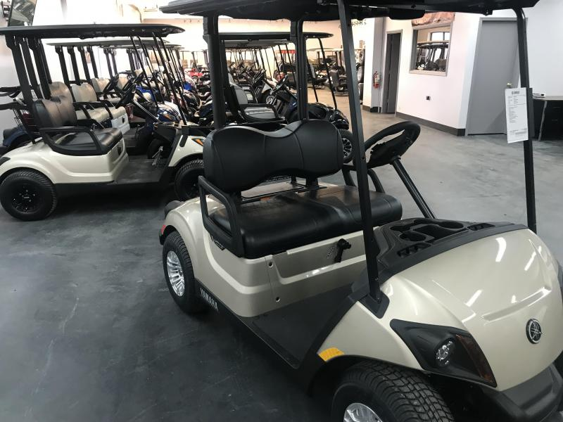 2019 Yamaha Drive 2 EFI Golf Cart