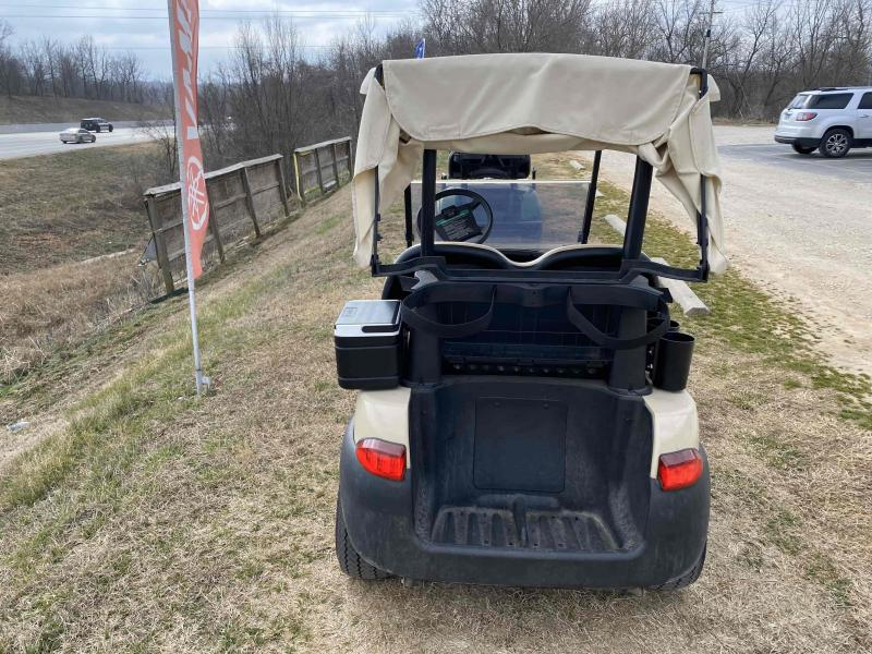 2007 Club Car Precedent Electric Golf Cart