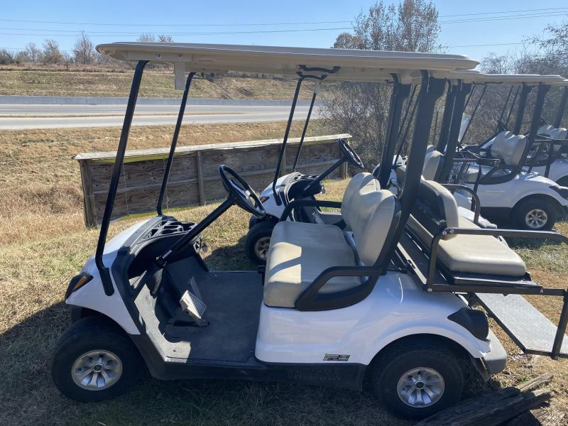 2014 Yamaha Drive Gas EFI Golf Cart