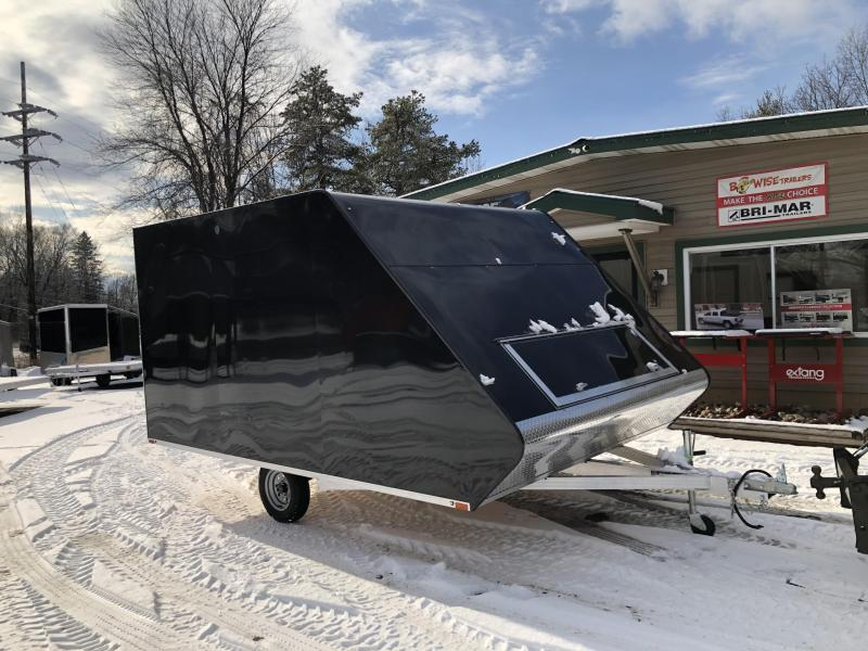 2020 Sport Haven AH1385M Snowmobile Trailer