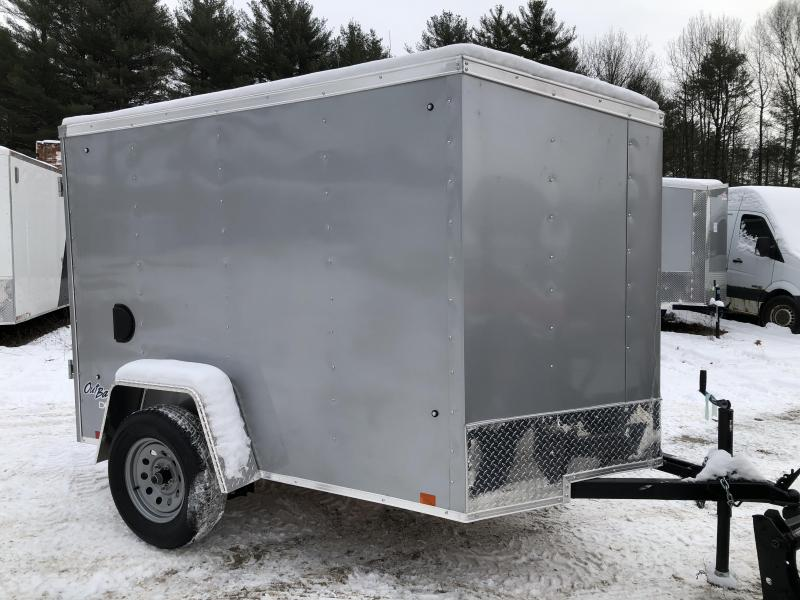 2020 Pace American OB5X8SI2DLX Enclosed Cargo Trailer