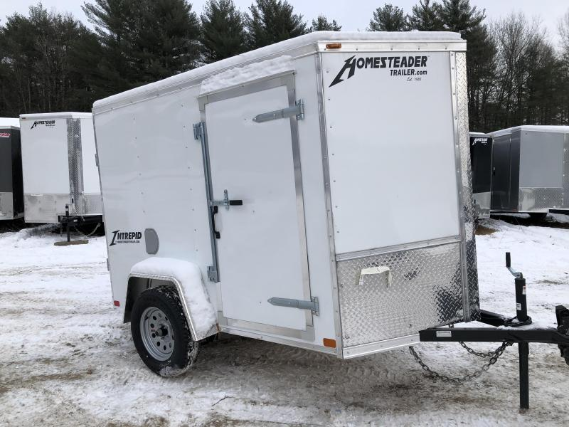2020 Homesteader 508IS Enclosed Cargo Trailer