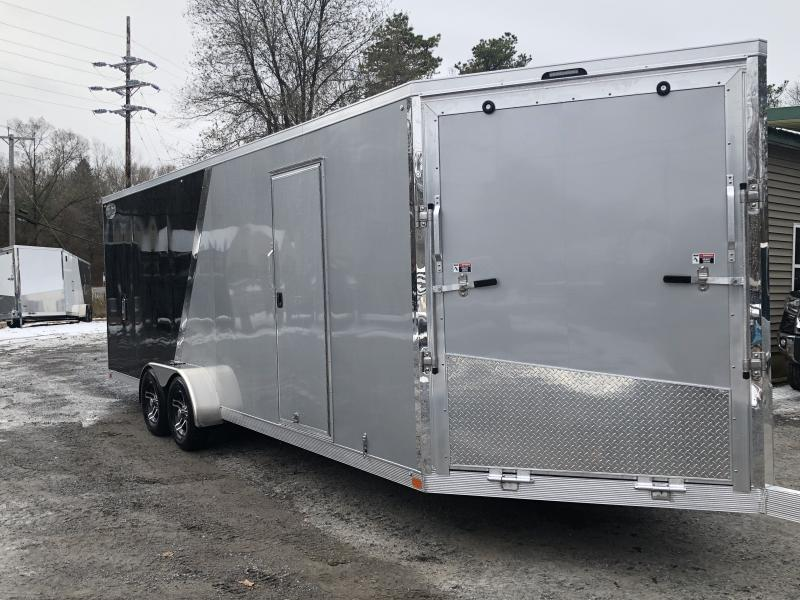 2020 Sport Haven AVX2770T7 Snowmobile Trailer